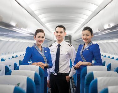 Seven things you didn't know about Lao Airlines flight attendants