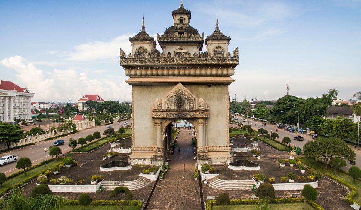 48 hours in Vientiane