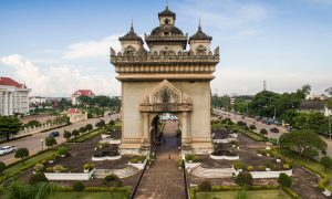 (English) 48 hours in Vientiane