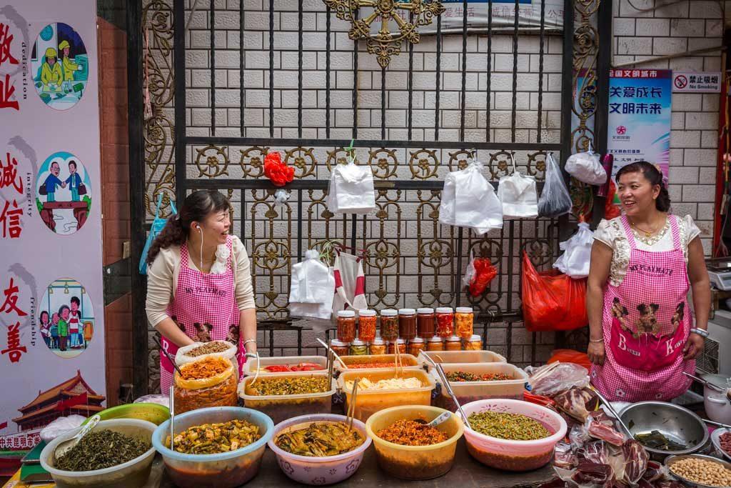 Markets in Kunming