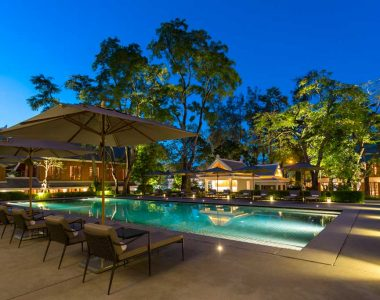The lap of Luang Prabang luxury