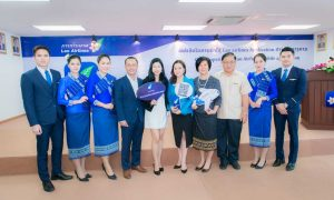 Lao Airlines launches mobile app