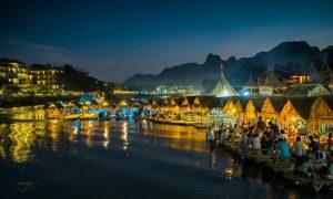 48 Hours in Vang Vieng