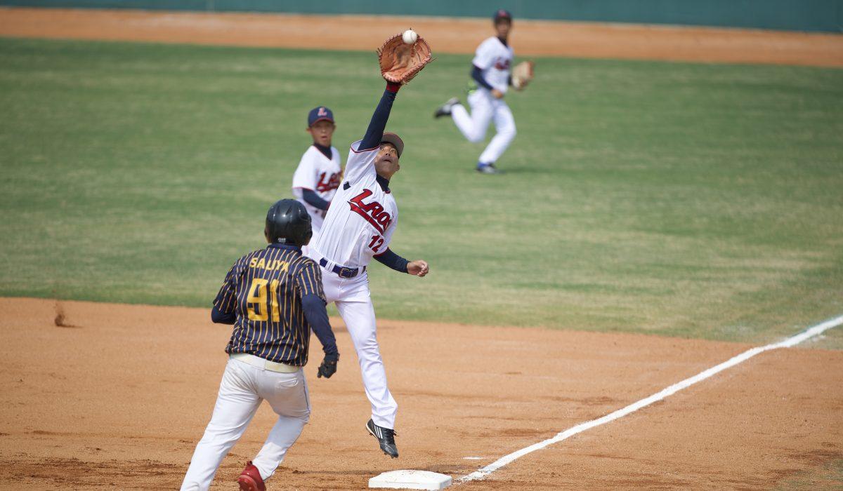 Lao Baseball Hits a Home Run