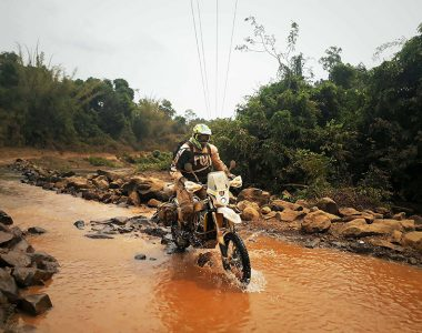 Extreme Southern Laos