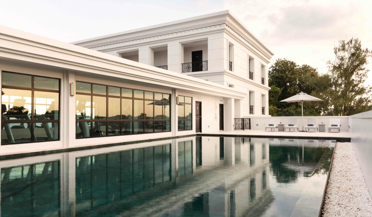 The Most Luxurious & Elegant Address in Vientiane
